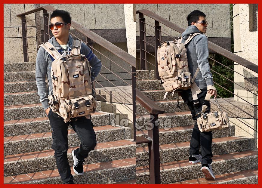 狙击者 军用大背包